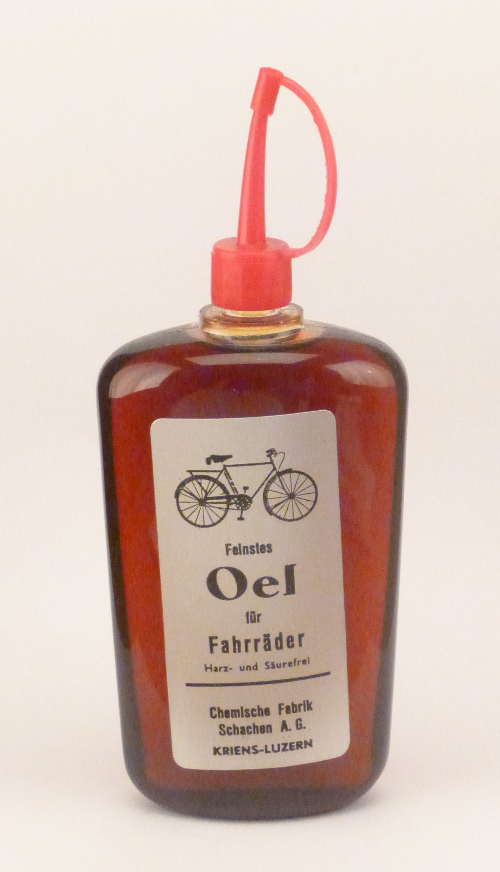 Oil for bicycles